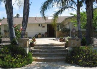 Pre Foreclosure in Carlsbad 92009 ANILLO WAY - Property ID: 1641549927