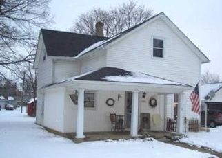 Pre Foreclosure in Waynetown 47990 E WALNUT ST - Property ID: 1641617810