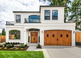 Pre Foreclosure in Bellevue 98004 NE 24TH ST - Property ID: 1642084688
