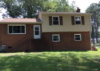 Pre Foreclosure in Richmond 23227 BOBWHITE LN - Property ID: 1642123209