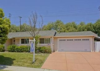 Pre Foreclosure in Newbury Park 91320 FRANKIE DR - Property ID: 1642155184