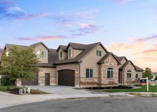 Pre Foreclosure in Herriman 84096 S SCENIC CV - Property ID: 1642162643