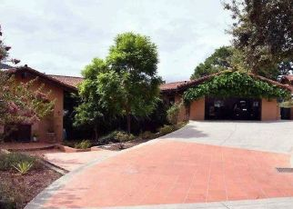 Pre Foreclosure in Los Gatos 95032 FORRESTER RD - Property ID: 1642551108
