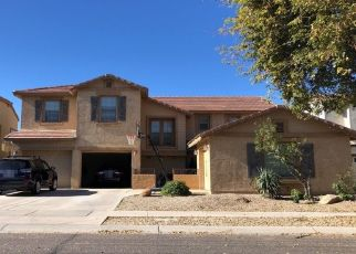 Pre Foreclosure in Gilbert 85295 S CUPERTINO DR - Property ID: 1642623836