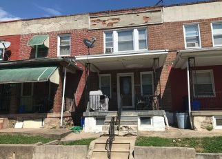 Pre Foreclosure in Philadelphia 19142 S HOLBROOK ST - Property ID: 1642665877