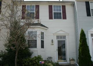 Pre Foreclosure in Windsor Mill 21244 CORNERSTONE WAY - Property ID: 1642770548