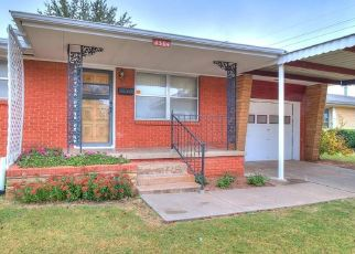 Pre Foreclosure in Oklahoma City 73115 WOODEDGE DR - Property ID: 1643029836