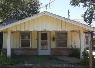 Pre Foreclosure in Bristow 74010 E JEFFERSON AVE - Property ID: 1643057415