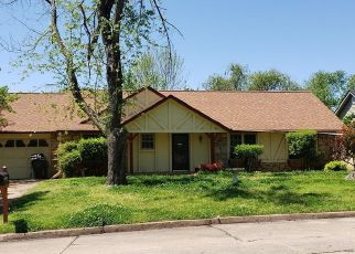 Pre Foreclosure in Claremore 74017 ROSEWOOD CIR - Property ID: 1643061353