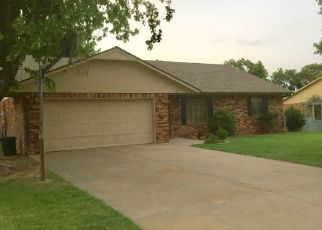 Pre Foreclosure in Woodward 73801 QUAIL DR - Property ID: 1643067943