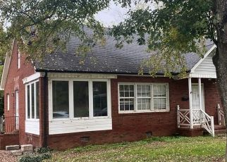 Pre Foreclosure in China Grove 28023 S MYRTLE AVE - Property ID: 1643280798