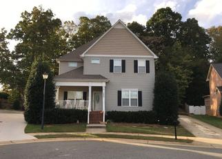 Pre Foreclosure in Kernersville 27284 KENVILLE GREEN CIR - Property ID: 1643297872