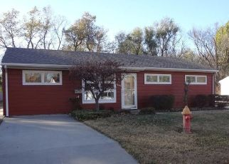 Pre Foreclosure in Junction City 66441 W 11TH ST - Property ID: 1643915408