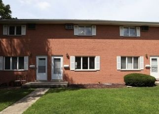 Pre Foreclosure in New Lenox 60451 TOWN CREST DR - Property ID: 1644004312