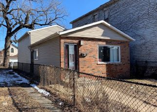 Pre Foreclosure in Chicago 60619 S UNIVERSITY AVE - Property ID: 1644068708