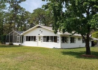 Pre Foreclosure in Homosassa 34448 W MISS MAGGIE DR - Property ID: 1644315273
