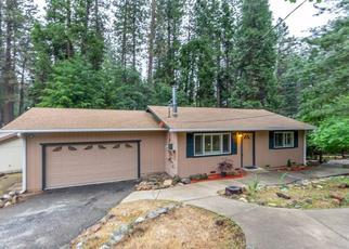 Pre Foreclosure in Pollock Pines 95726 SIERRA SPRINGS DR - Property ID: 1644354703