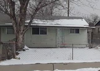 Pre Foreclosure in Commerce City 80022 E 69TH PL - Property ID: 1644387547