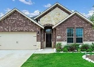 Pre Foreclosure in Aubrey 76227 ASHMARK RD - Property ID: 1644396300