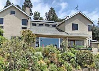 Pre Foreclosure in Culver City 90230 LUGO WAY - Property ID: 1644454110