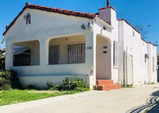 Pre Foreclosure in Los Angeles 90043 3RD AVE - Property ID: 1644487854