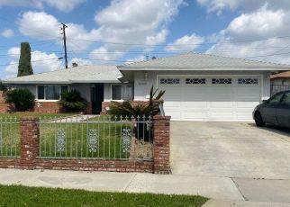 Pre Foreclosure in Carson 90746 TILLMAN AVE - Property ID: 1644540395