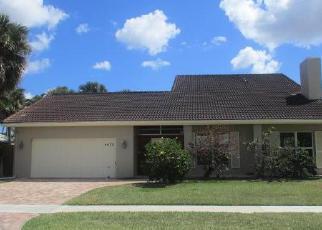 Pre Foreclosure in Boca Raton 33486 SW 13TH ST - Property ID: 1644700706