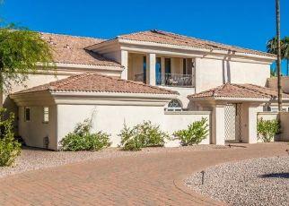 Pre Foreclosure in Paradise Valley 85253 E VIA DEL CIELO - Property ID: 1644727414