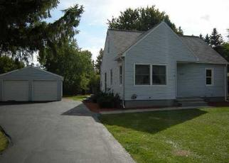Pre Foreclosure in Rochester 14624 PAUL RD - Property ID: 1645891998