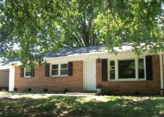 Pre Foreclosure in Winston Salem 27107 REID RD - Property ID: 1646012429