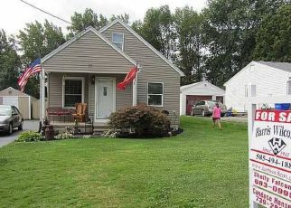 Pre Foreclosure in Rochester 14606 ELMORE DR - Property ID: 1646435512
