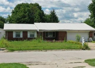 Pre Foreclosure in Greentown 46936 AVALON CT - Property ID: 1646525291