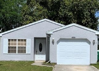 Pre Foreclosure in Port Charlotte 33954 ROSE APPLE CIR - Property ID: 1646774957