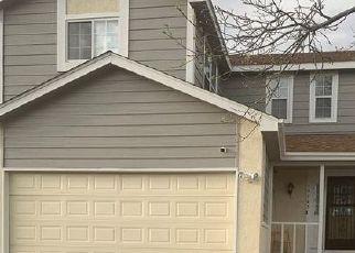 Pre Foreclosure in Aurora 80012 E FLORIDA AVE - Property ID: 1646890572