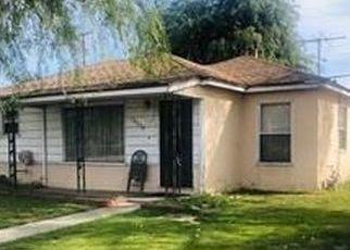 Pre Foreclosure in Norwalk 90650 LONGWORTH AVE - Property ID: 1646951892