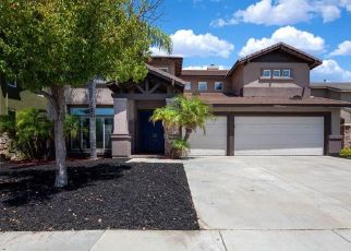 Pre Foreclosure in Menifee 92584 COUNTRY FAIR DR - Property ID: 1646981219
