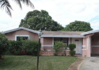 Pre Foreclosure in Fort Lauderdale 33309 NW 34TH AVE - Property ID: 1647045165