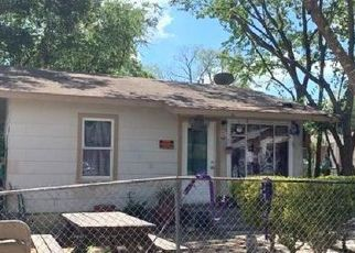 Pre Foreclosure in San Antonio 78207 LOMBRANO ST - Property ID: 1647069251