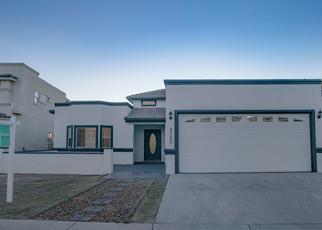 Pre Foreclosure in El Paso 79938 TIERRA AURORA DR - Property ID: 1647299637