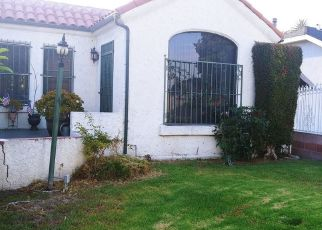 Pre Foreclosure in Los Angeles 90016 S CLOVERDALE AVE - Property ID: 1647646960