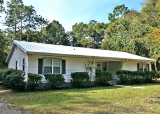 Pre Foreclosure in Chiefland 32626 NW 110TH ST - Property ID: 1647752954