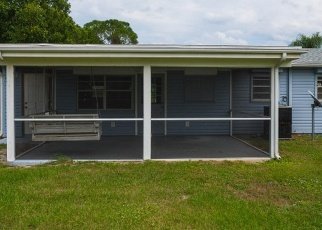 Pre Foreclosure in Sebastian 32958 EASY ST - Property ID: 1648049893