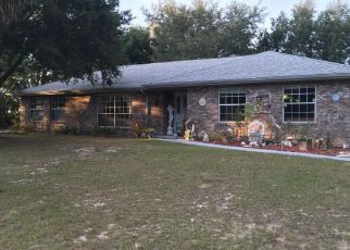 Pre Foreclosure in Belleview 34420 SE 110TH STREET RD - Property ID: 1648078348