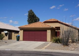 Pre Foreclosure in Sierra Vista 85635 CALLE LAS CRUCES - Property ID: 1648187857