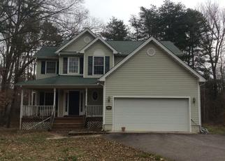 Pre Foreclosure in Ruther Glen 22546 MARDAY DR - Property ID: 1648359534