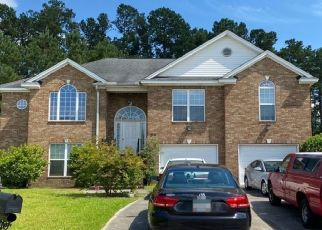 Pre Foreclosure in Richmond Hill 31324 DEE HENDERSON DR - Property ID: 1648507572