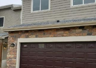 Pre Foreclosure in Parker 80134 STONE TIMBER CT - Property ID: 1648868906