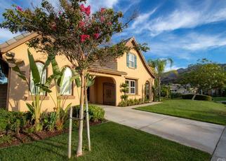 Pre Foreclosure in Corona 92882 HUNTFIELD ST - Property ID: 1648890352
