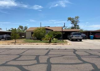 Pre Foreclosure in Phoenix 85015 W ROMA AVE - Property ID: 1648915316