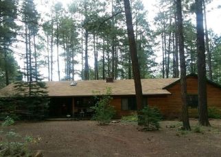 Pre Foreclosure in Pinetop 85935 S FOREST LN - Property ID: 1649282789